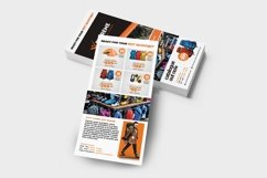 Sports Outlet DL Card Template Product Image 3