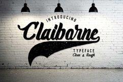 Claiborne Typeface Product Image 1