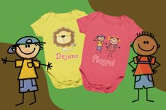 Dejuno Playful Display Typeface Product Image 4