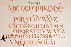 Tornado Modern Serif Font Product Image 5