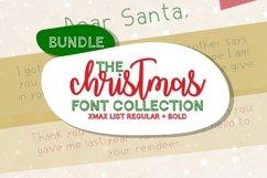 Christmas Font Bundle - A festive collection sans serif font Product Image 1