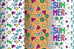 Summer illustration for t-shirt design Product Image 4