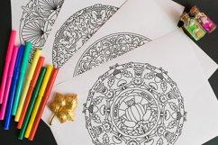 Seasonal and Holiday Mandalas Product Image 5