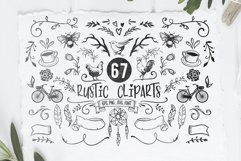 Berson Dream Font TRIO and extras Product Image 5