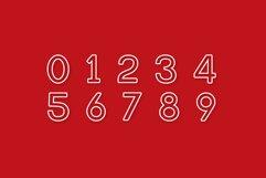 Diamanda Font Family Bundle includes 6 crafting fonts Product Image 5