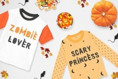 Spooky font with EXTRAS! Product Image 5