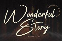 Wonderful Story Product Image 1
