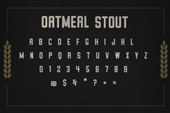 Oatmeal Stout - 5 Styles Product Image 3