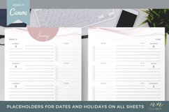 Canva Calendar Template for Printable Products Product Image 4