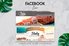 9 facebook cover templates Product Image 3