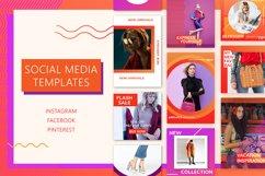 SOCIAL MEDIA TEMPLATES Product Image 1