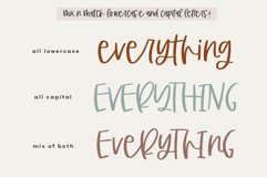 The Coffee Bundle - 6 Fun & Quirky Fonts Product Image 4