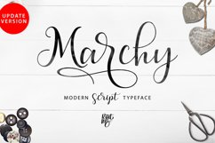 Marchy Script Product Image 1