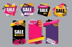 Sale banner template mega set Product Image 3