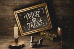 Vintage Halloween Signs Decor svg - halloween svg files png Product Image 6