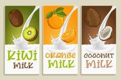 Lemon Squash - a Delicious Qirky Font Product Image 5