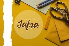 Allica - Handwritten Script Font Product Image 4