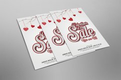Valentines Sale Flyer Product Image 2
