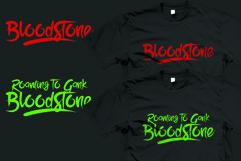BloodStone Typeface Product Image 4