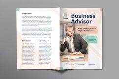 Business Advisor Brochure Bifold Product Image 2