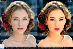 Vector Painting Photoshop Action v3 Product Image 6