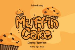 Muffin Cake Product Image 1