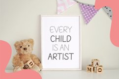 Childlet - Kids Cheerful Font Family Product Image 4