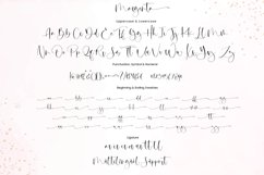 Margenta // Sweet Calligraphy Product Image 5