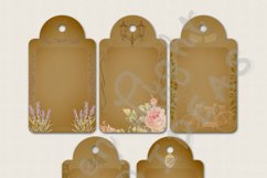 Vintage Gift Tags Product Image 3