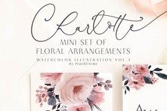 Charlotte // Mini Set of Floral Arrangements Product Image 2