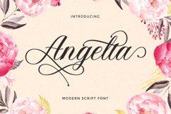 Angelta Script Product Image 1