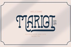 Railway   Retro Typeface Product Image 2