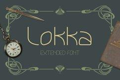 Lokka Extended Font Product Image 1