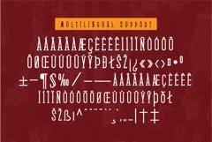 Medan Slab Condensed Slab Serif Font Webfont Product Image 6