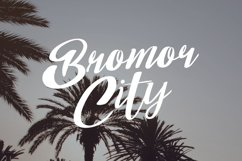 Bom Day Font Product Image 5