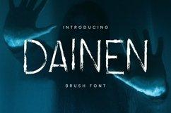 Web Font Dainen Font Product Image 1