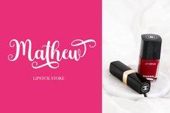 Nanshy - A Modern Calligraphy Font Product Image 2
