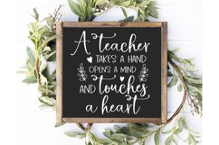 Teacher Svg Bundle, Teacher Svg, Teacher SVG Files, Teacher Product Image 7