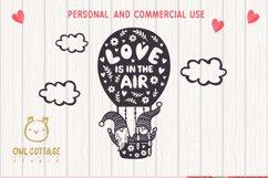 VALENTINES day svg BUNDLE , Valentine Clipart, Valentine's D Product Image 6