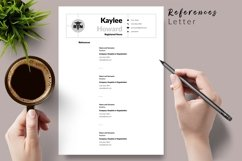 Nurse Resume CV Template for Word & Pages Kaylee Howard Product Image 6