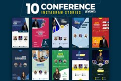 Event & Conference 10 Instagram Stories Product Image 1