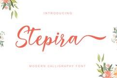 Stepira Script Product Image 1
