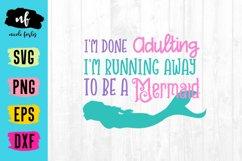 Mermaid SVG Cut File Bundle Product Image 3