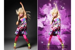 Poster Maker photoshop action Product Image 10