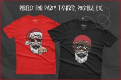 Cool Christmas Bundle for Crafters - Bikers, Gnomes & Skulls Product Image 6