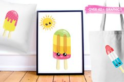 Popsicles  graphics and illustrations Product Image 5