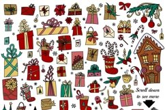 Christmas Doodles Product Image 5
