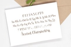 Magical Feather Beautiful Modern Calligraphy Font Product Image 6