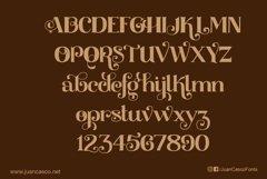 Broadway Serif Product Image 4