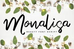 Monalisa   Beauty Script Handwritten Product Image 1